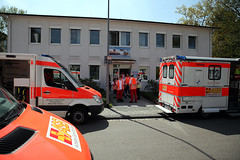 Kühlpack-Vergiftung Schule Langenbeckstr. 25.04.13