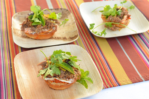 Pulled Lamb Sliders - Greg Marchand (Frenchie, Paris)