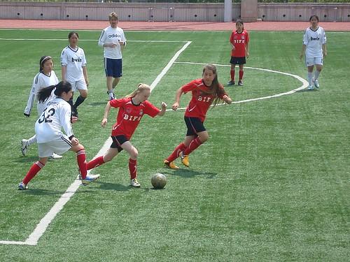BIFS high school football by Jens-Olaf