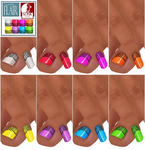 Flair - Nails Set 47