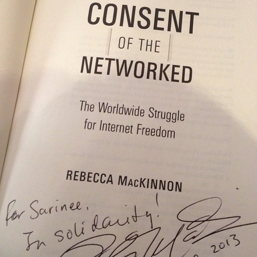 Consent of Networked