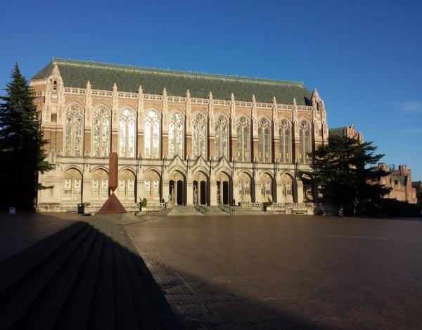 University District Seattle