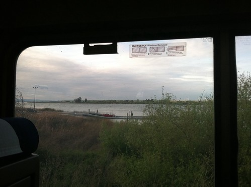 Delta? North on Amtrak