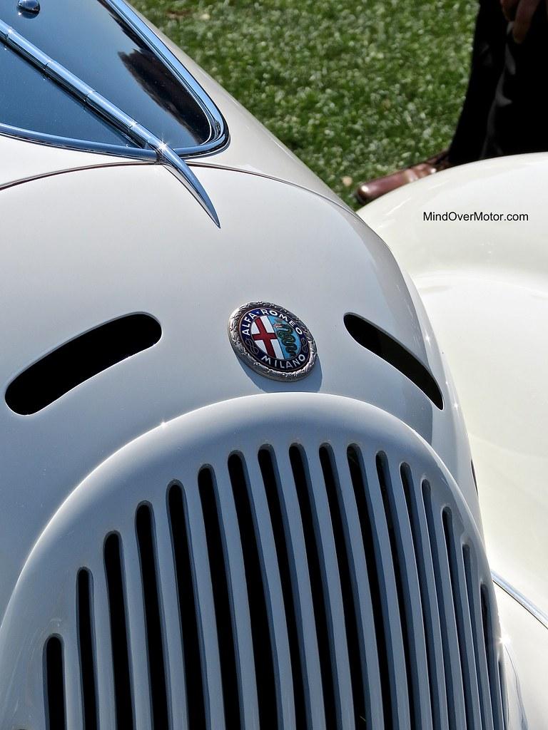 1931 Alfa Romeo 6C 1750 Zagato Aprile