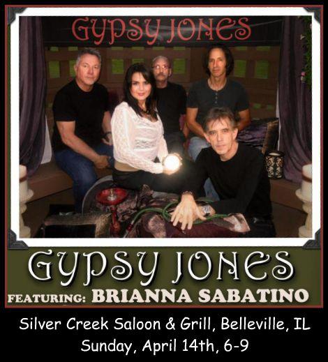 Gypsy Jones 4-14-13