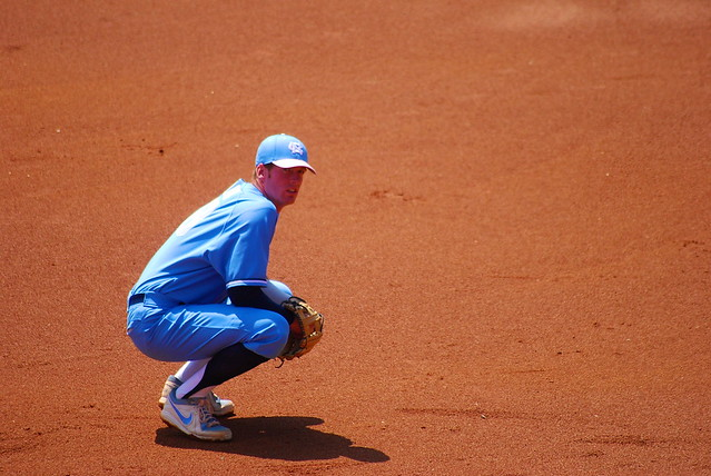 college baseball: duke @ unc, game 3