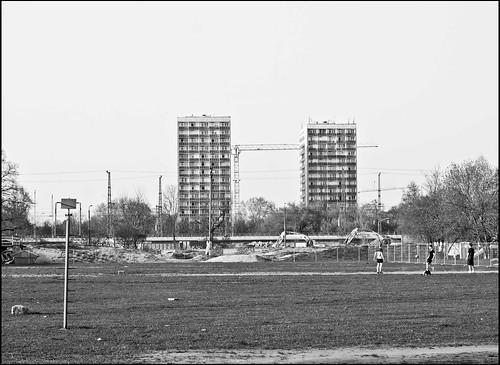 der Platz / the place