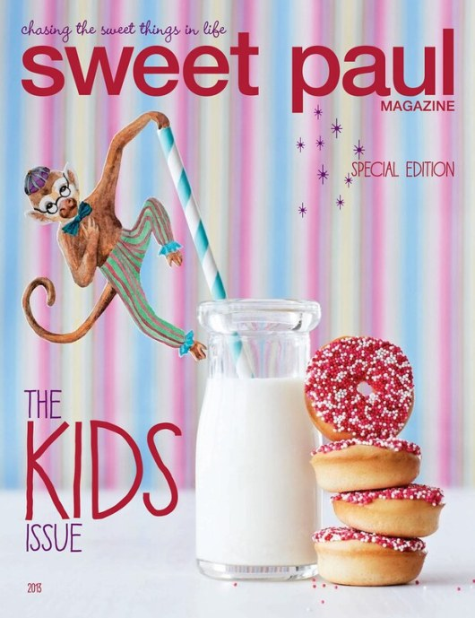 New! Sweet Paul Kids Issue