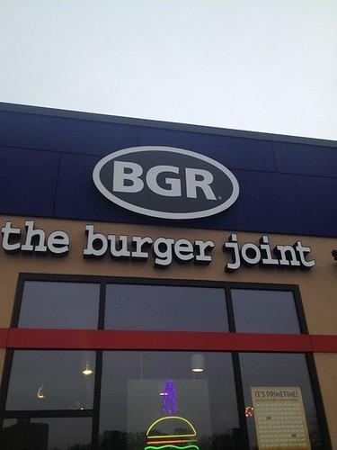 BGR Sign