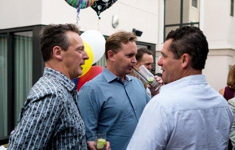 Scott Messenger 50th Party