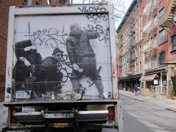 JR truck