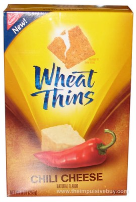 Nabisco Chili Cheese Wheat Thins