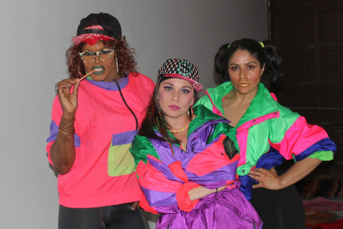 Viva Bodyroll and her proFRESH dance crew