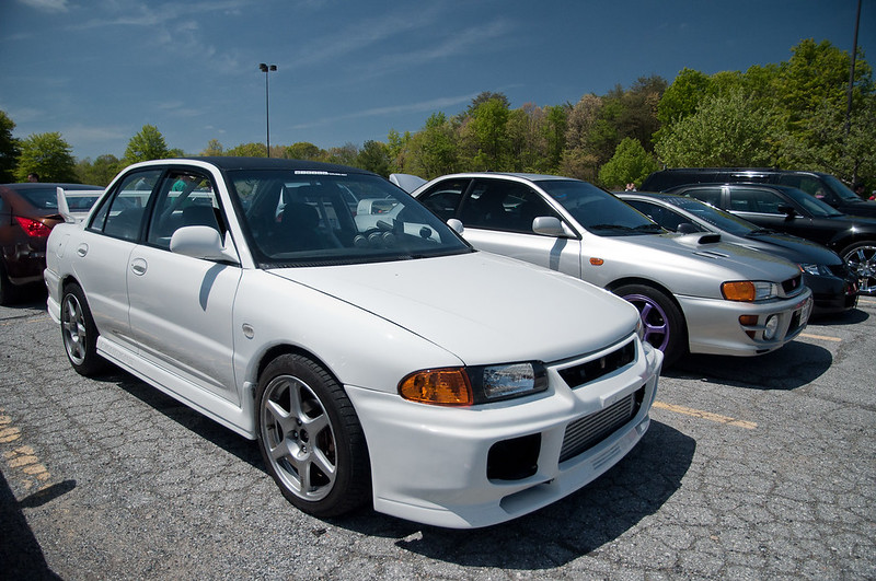 Mitsubishi Evolution