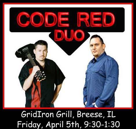 Code Red Duo 4-5-13