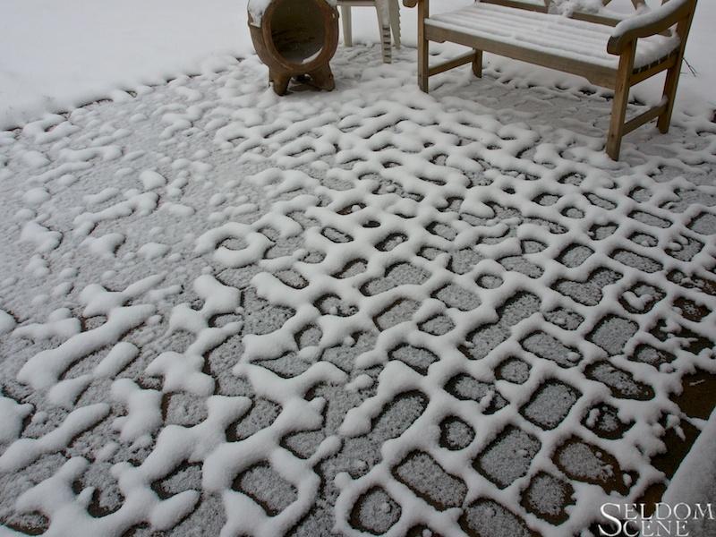 Shot of winter -- big