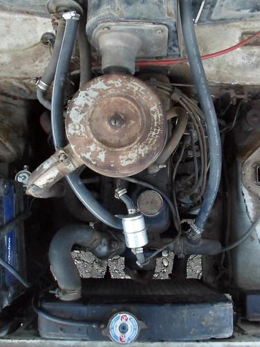 1965 Envoy Epic engine