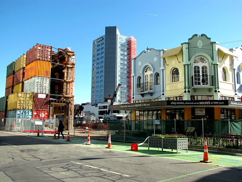 Christchurch Rebuild