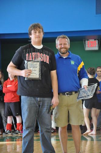 Mason Bird's Conference Award