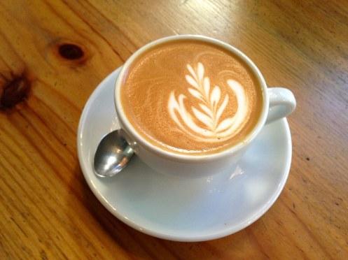 Culture Espresso cute rosetta awww