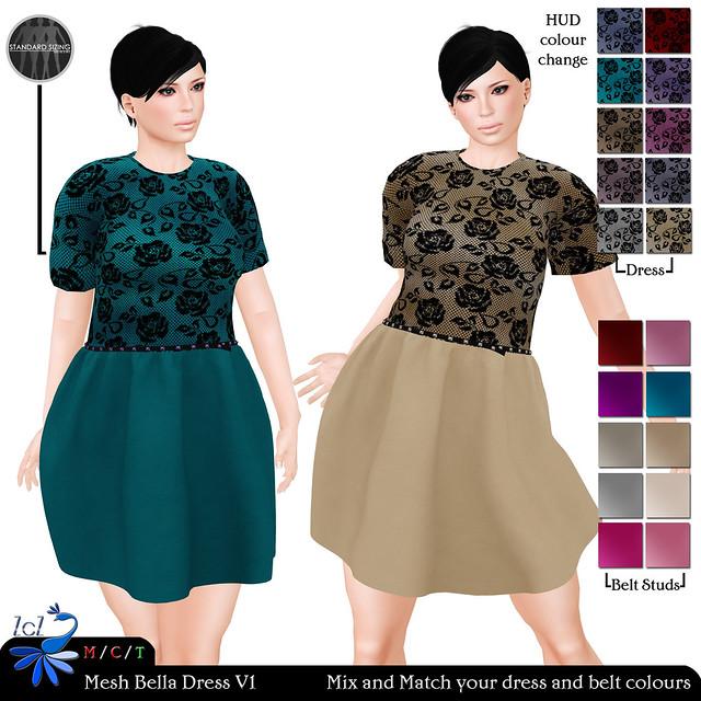 ZcZ Bella Dress V1