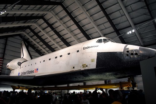 NASA Space Shuttle Endeavour (OV-105)