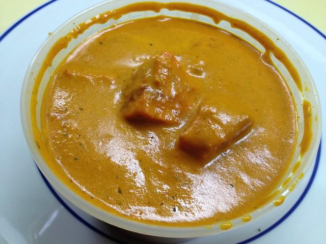 Chicken tikka masala - Bombay Indian Restaurant