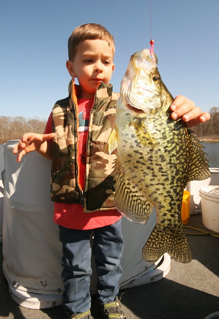 Crappie Hawg Time