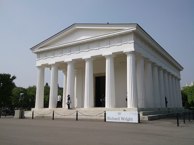 Theseus Temple, Vienna