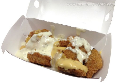 Jack in the Box Munchie Meal Loaded Nuggets