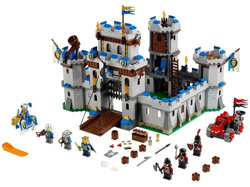 LEGO Castle 2013 70404 King's Castle