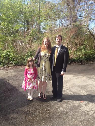 Sharp Dressed Family
