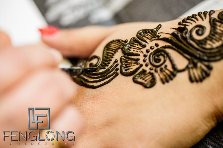 Nadia & Sohail's Mehndi | Hilton Atlanta Northeast | Atlanta Indian Wedding Photography