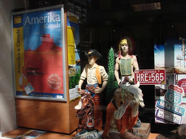 Amerika in Utrecht