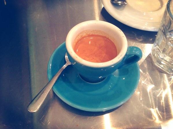 Rwanda Karenge single origin espresso