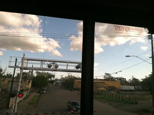 On Amtrak again