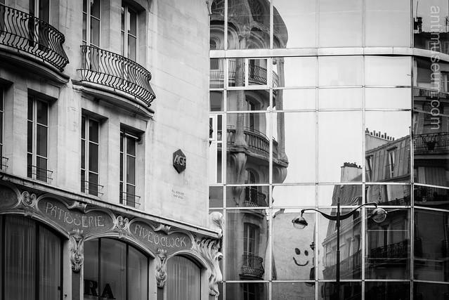 Montparnasse, rue de Rennes