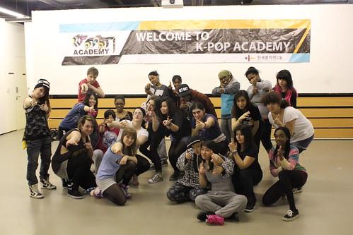 [Week 7] K-Pop Dance Workshop