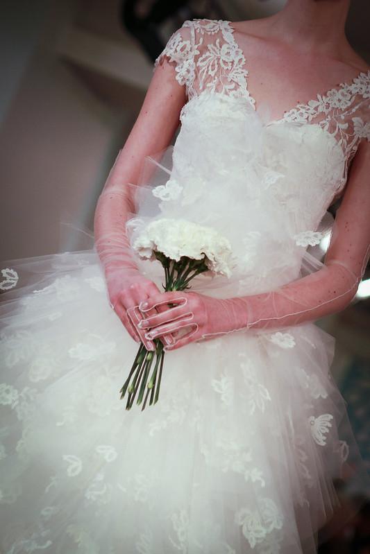 Oscar de la Renta Bridal 2014 - 126