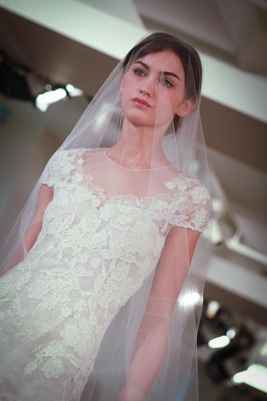 Oscar de la Renta Bridal 2014 - 250