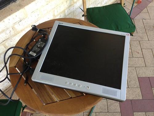 ASUS AL1913 LCD Monitor