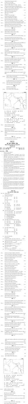 Chattisgarh Board Class 10 Social Science Sample Paper