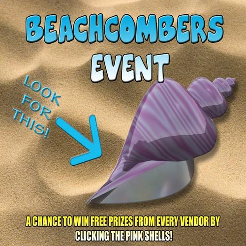 Beachcomber Event Poster v2