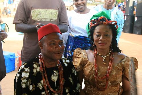 Igbo Traditional Chieftaincy Ceremony by Jujufilms
