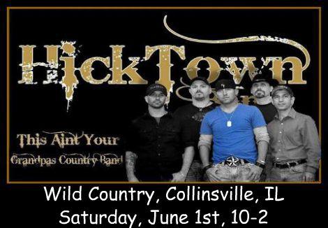 Hicktown 6-1-13