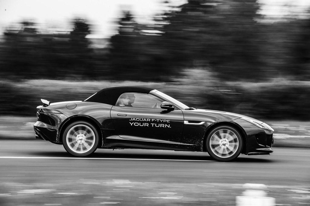 Jaguar F-Type first drive