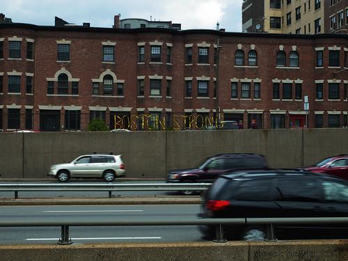 boston strong by Derek Hewitt Photography