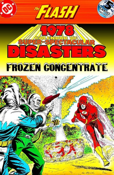 The Flash: Times Past, 1982: Frozen Concentrate