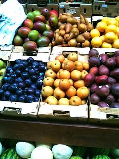 Oh how I miss California farmers markets