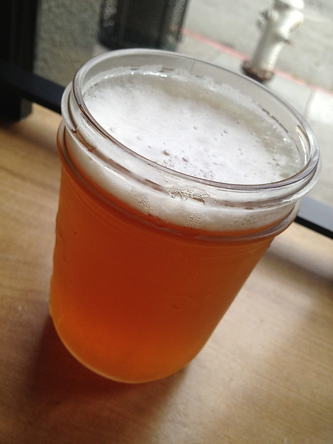 Linden Street beer - Namu Gaji